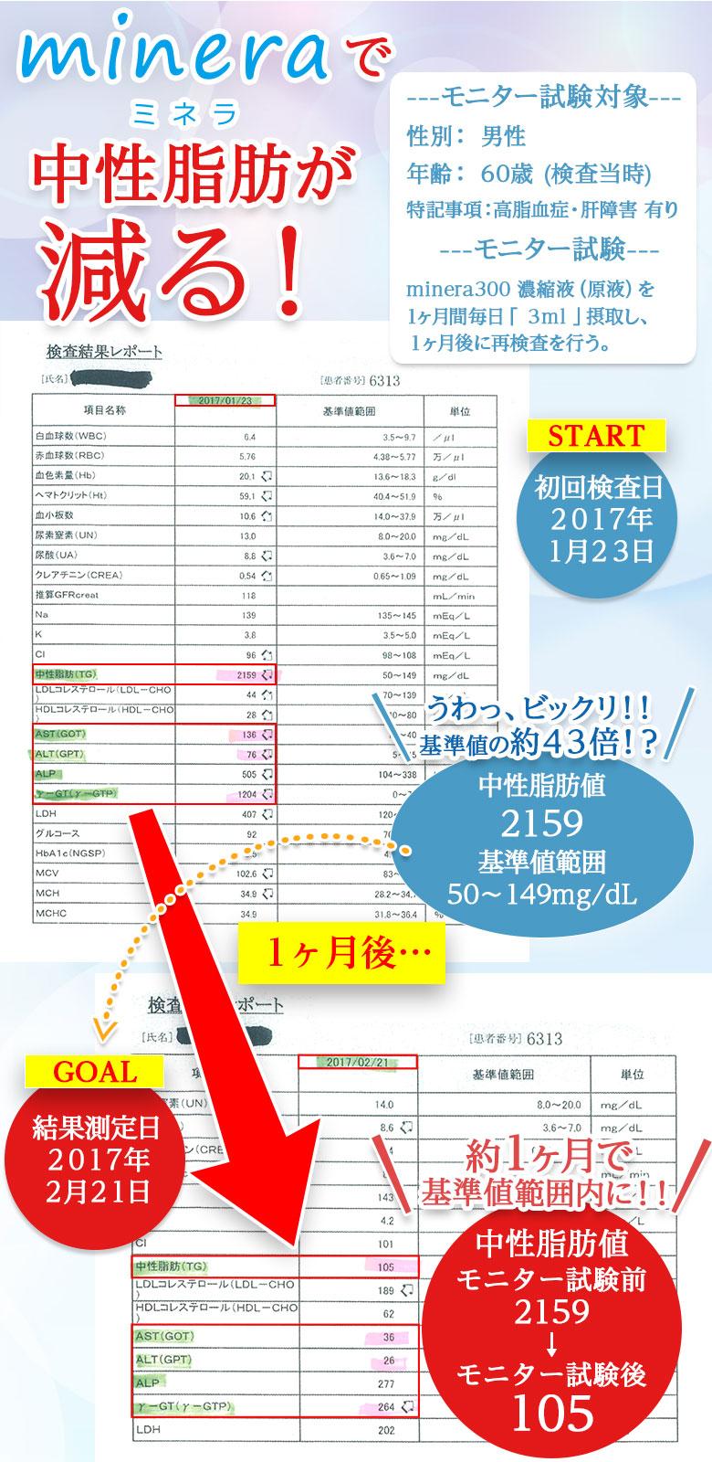 中性脂肪が減る!2