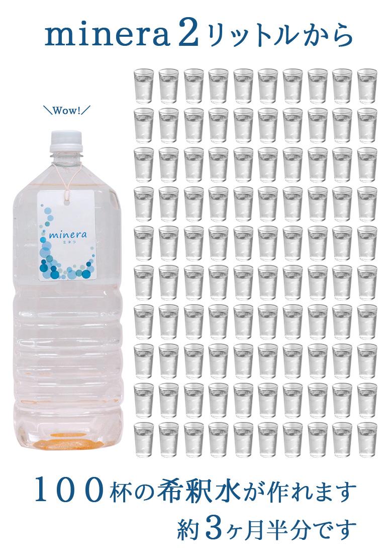 100杯作れる!